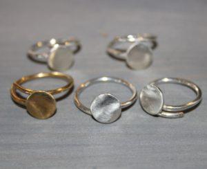 LUNA liten ring